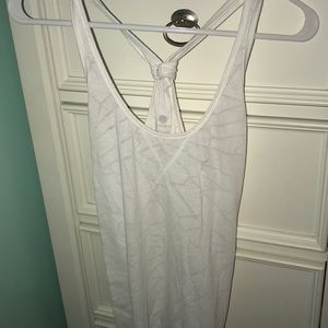 old navy worn tank